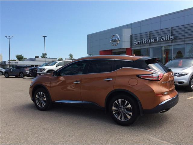 2016 Nissan Murano SL (Stk: 18-291A) in Smiths Falls - Image 1 of 12