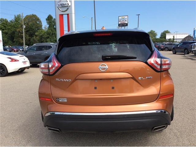 2016 Nissan Murano SL (Stk: 18-291A) in Smiths Falls - Image 2 of 12