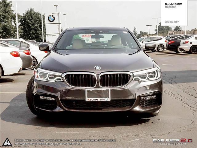 2018 BMW 540 i xDrive (Stk: B23587) in Hamilton - Image 2 of 27