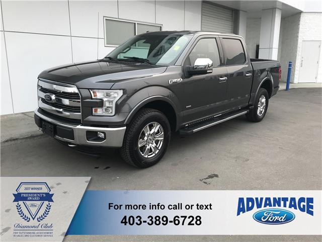 2015 Ford F-150 Lariat (Stk: T22554) in Calgary - Image 1 of 16