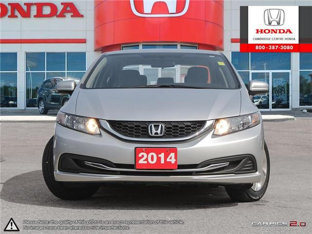 2014 Honda Civic LX (Stk: 18533A) in Cambridge - Image 2 of 27