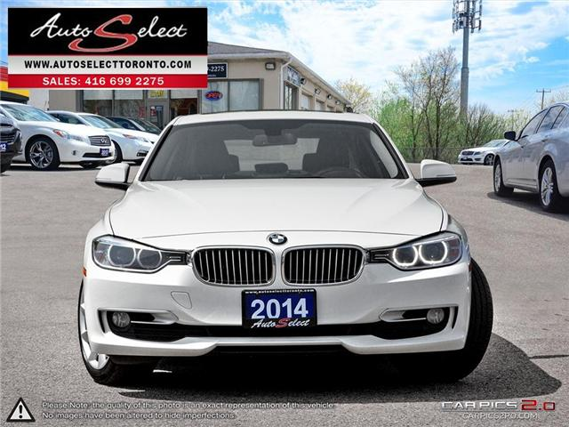 2014 BMW 320i xDrive (Stk: 14PWML1) in Scarborough - Image 2 of 27