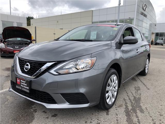 2016 Nissan Sentra 1.8 S (Stk: 14183) in London - Image 1 of 23