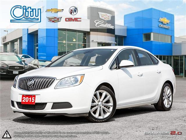 2015 Buick Verano Base (Stk: R12012) in Toronto - Image 1 of 25