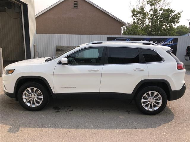 2019 Jeep Cherokee North (Stk: 13613) in Fort Macleod - Image 2 of 19