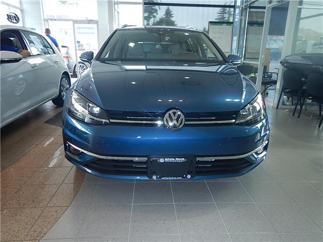 2018 Volkswagen Golf SportWagen 1.8 TSI Highline (Stk: JG761359) in Surrey - Image 5 of 25
