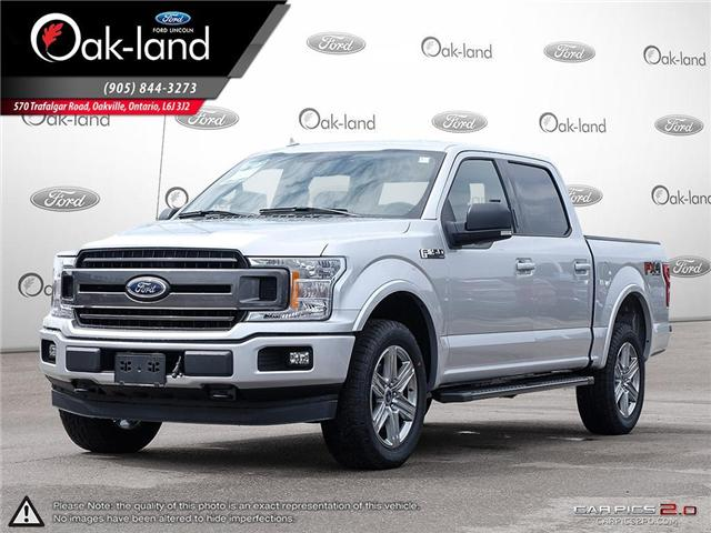 2018 Ford F-150 XLT (Stk: 8T417) in Oakville - Image 1 of 25
