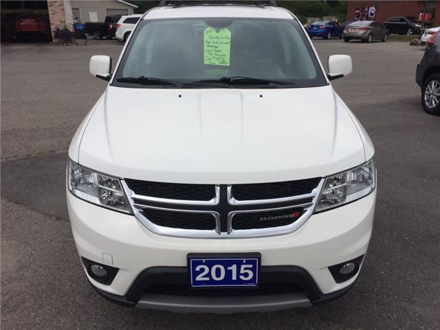 2015 Dodge Journey SXT (Stk: svg765) in Morrisburg - Image 1 of 10