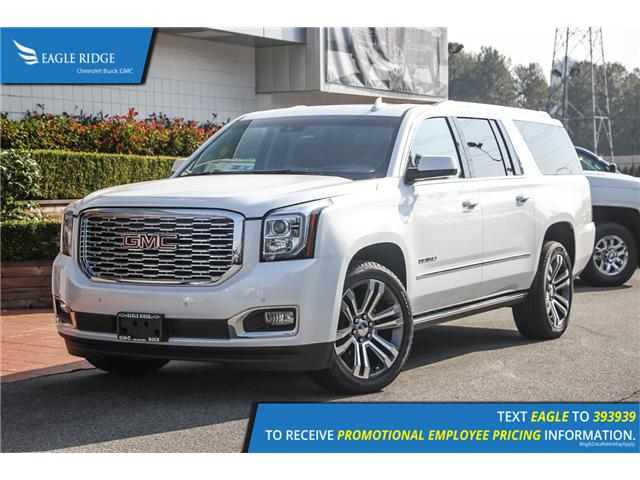 2018 GMC Yukon XL Denali (Stk: 87629A) in Coquitlam - Image 1 of 22