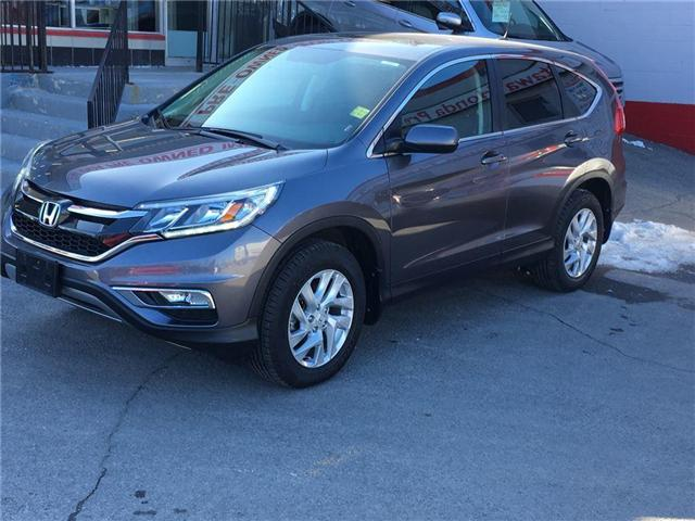 2016 Honda CR-V EX-L (Stk: 30001-1) in Ottawa - Image 2 of 20