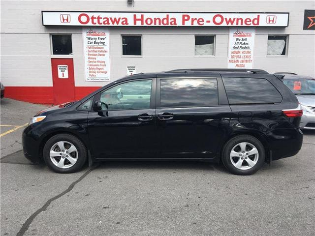 2017 Toyota Sienna LE (Stk: H7049-0) in Ottawa - Image 1 of 21