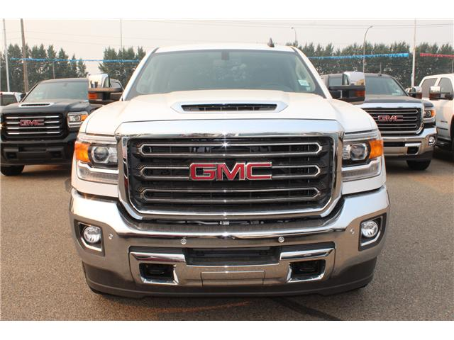 2018 GMC Sierra 2500HD SLT (Stk: 165399) in Medicine Hat - Image 2 of 26