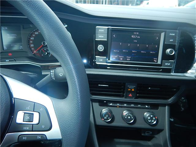 2019 Volkswagen Jetta 1.4 TSI Comfortline (Stk: KJ011180) in Surrey - Image 8 of 27
