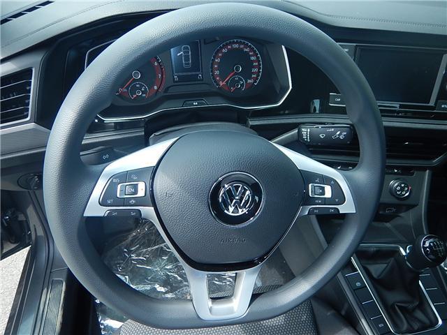 2019 Volkswagen Jetta 1.4 TSI Comfortline (Stk: KJ016973) in Surrey - Image 6 of 27