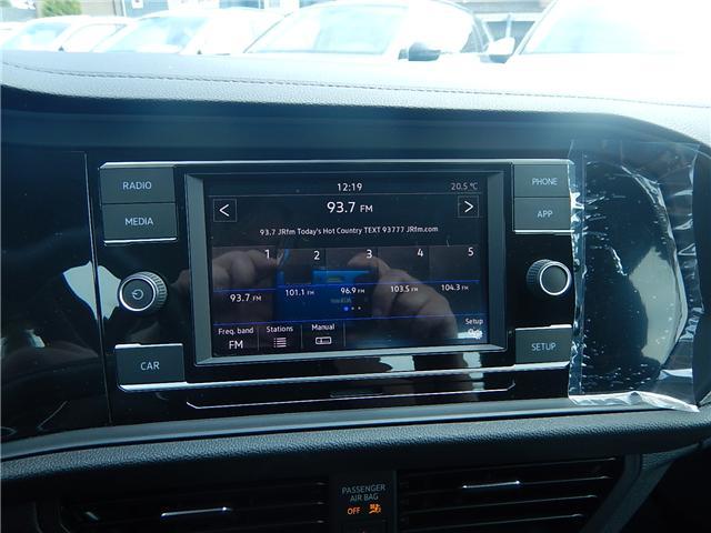 2019 Volkswagen Jetta 1.4 TSI Comfortline (Stk: KJ011180) in Surrey - Image 12 of 27