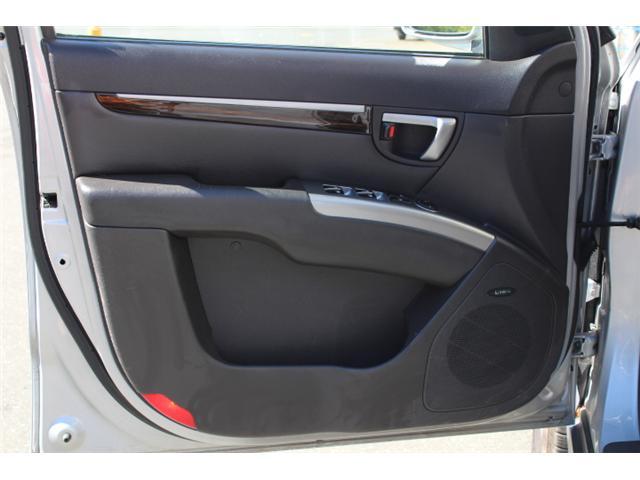 2010 Hyundai Santa Fe Limited 3.5 (Stk: H347413) in Courtenay - Image 19 of 30