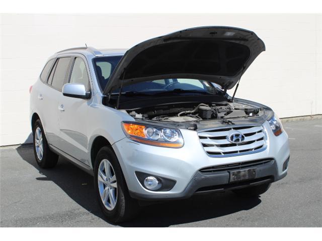 2010 Hyundai Santa Fe Limited 3.5 (Stk: H347413) in Courtenay - Image 28 of 30