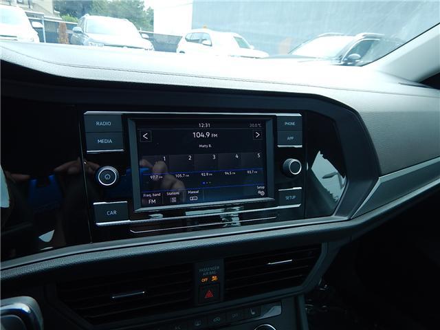 2019 Volkswagen Jetta 1.4 TSI Comfortline (Stk: KJ063308) in Surrey - Image 11 of 25