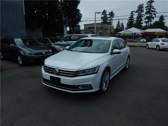 2018 Volkswagen Passat 2.0 TSI Highline (Stk: JP026981) in Surrey - Image 2 of 27