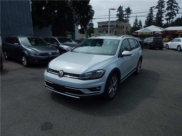 2018 Volkswagen Golf Alltrack 1.8 TSI (Stk: JG764390) in Surrey - Image 2 of 29