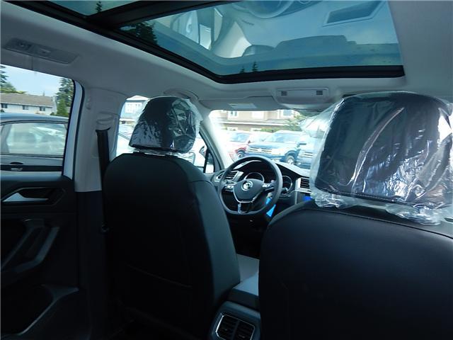 2018 Volkswagen Tiguan Comfortline (Stk: JT142389) in Surrey - Image 21 of 28
