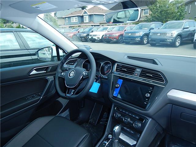 2018 Volkswagen Tiguan Comfortline (Stk: JT142389) in Surrey - Image 19 of 28