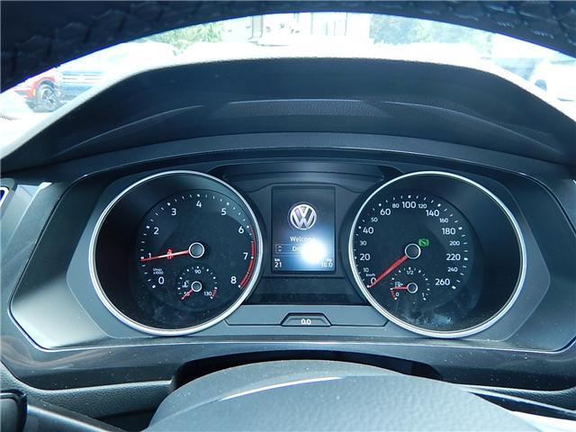 2018 Volkswagen Tiguan Comfortline (Stk: JT142389) in Surrey - Image 8 of 28