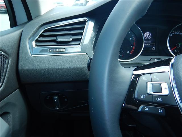2018 Volkswagen Tiguan Comfortline (Stk: JT130939) in Surrey - Image 6 of 28