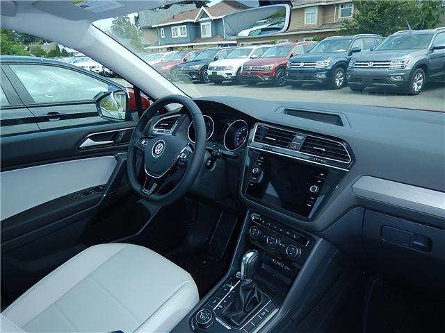 2018 Volkswagen Tiguan Comfortline (Stk: JT094243) in Surrey - Image 16 of 25