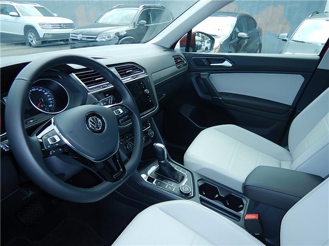 2018 Volkswagen Tiguan Comfortline (Stk: JT094243) in Surrey - Image 5 of 25