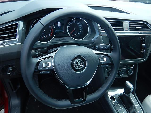 2018 Volkswagen Tiguan Comfortline (Stk: JT094243) in Surrey - Image 6 of 25