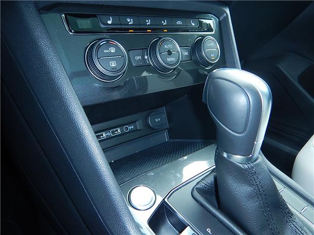 2018 Volkswagen Tiguan Comfortline (Stk: JT094243) in Surrey - Image 12 of 25