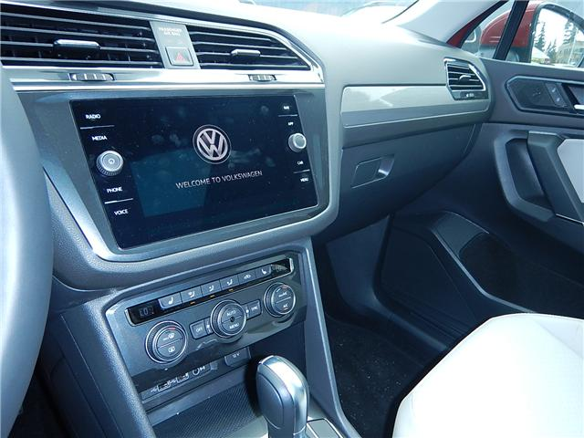 2018 Volkswagen Tiguan Comfortline (Stk: JT117072) in Surrey - Image 10 of 25