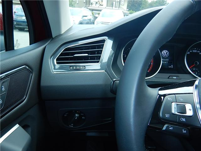 2018 Volkswagen Tiguan Comfortline (Stk: JT094243) in Surrey - Image 7 of 25