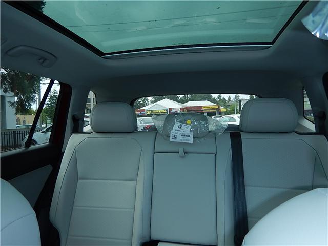 2018 Volkswagen Tiguan Comfortline (Stk: JT117072) in Surrey - Image 21 of 25