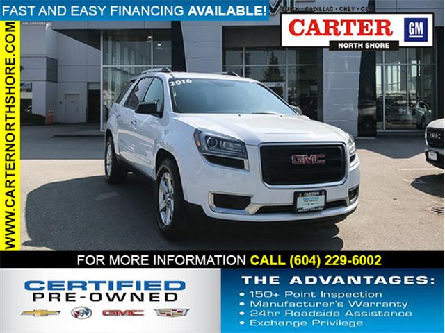 2016 GMC Acadia SLE1 (Stk: 971100) in Vancouver - Image 1 of 29