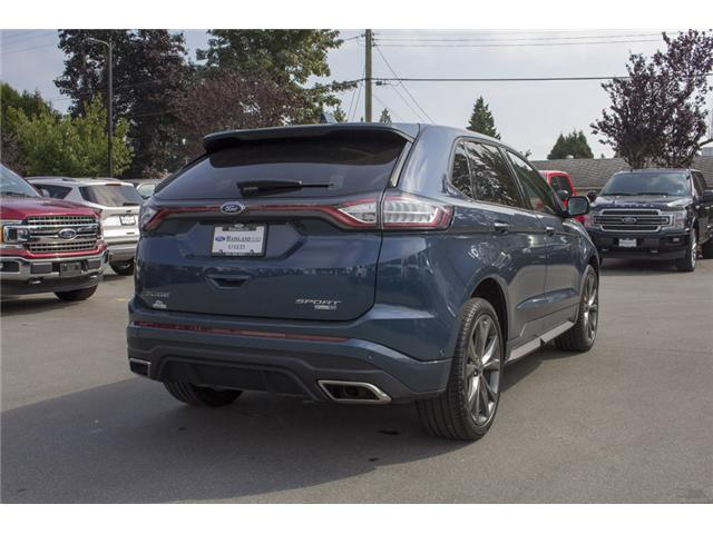 2016 Ford Edge Sport (Stk: 6ED0740A) in Surrey - Image 7 of 26