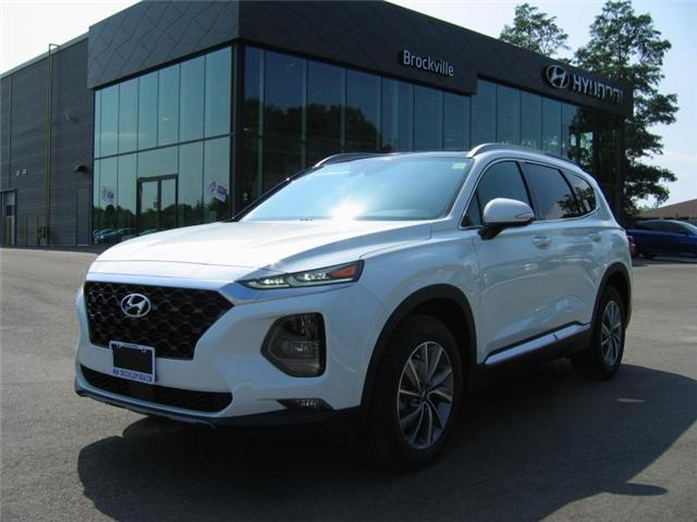 2019 Hyundai Santa Fe Luxury (Stk: R9017) in Brockville - Image 1 of 12
