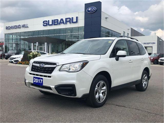 2017 Subaru Forester 2.5i (Stk: LP0164) in RICHMOND HILL - Image 1 of 19