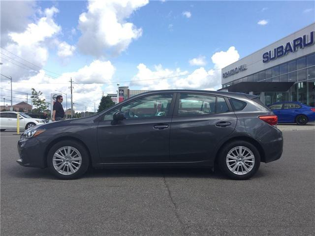 2018 Subaru Impreza Touring (Stk: 30257) in RICHMOND HILL - Image 2 of 13