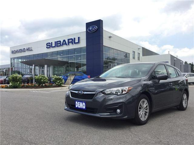 2018 Subaru Impreza Touring (Stk: 30209) in RICHMOND HILL - Image 1 of 11