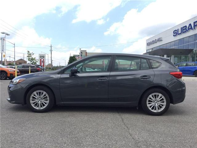 2018 Subaru Impreza Touring (Stk: 30209) in RICHMOND HILL - Image 2 of 11