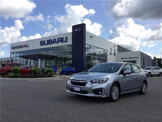 2018 Subaru Impreza Touring (Stk: 30277) in RICHMOND HILL - Image 1 of 14