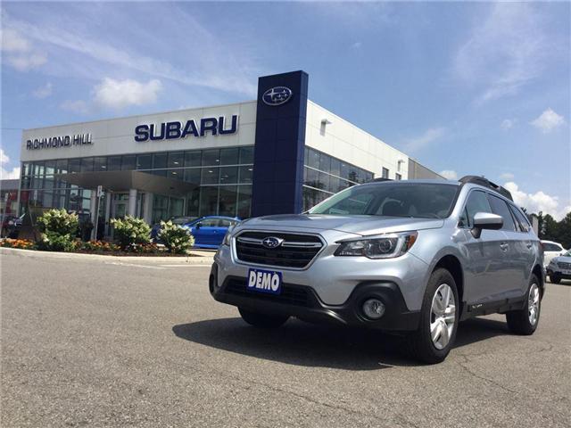 2018 Subaru Outback 2.5i (Stk: 30391) in RICHMOND HILL - Image 1 of 13
