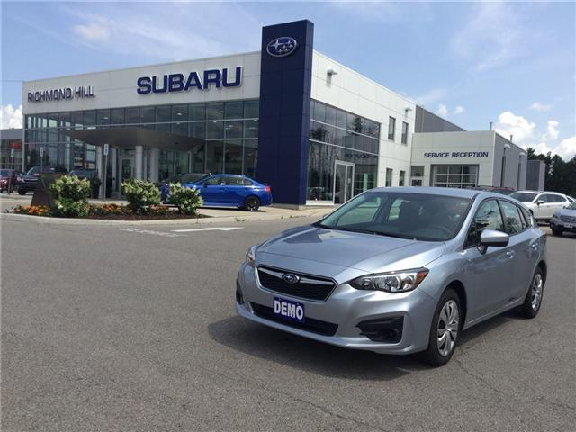 2018 Subaru Impreza Convenience (Stk: 30225) in RICHMOND HILL - Image 1 of 13