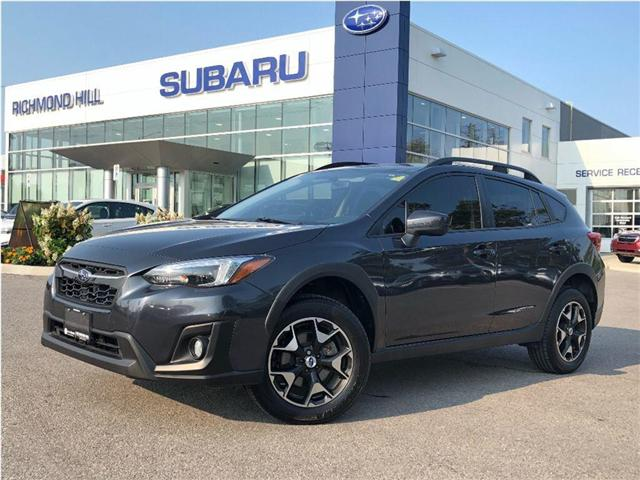 2018 Subaru Crosstrek Sport (Stk: P03700) in RICHMOND HILL - Image 1 of 20