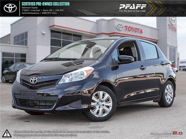 2014 Toyota Yaris 5 Dr LE Htbk 5M (Stk: H18630A) in Orangeville - Image 1 of 30
