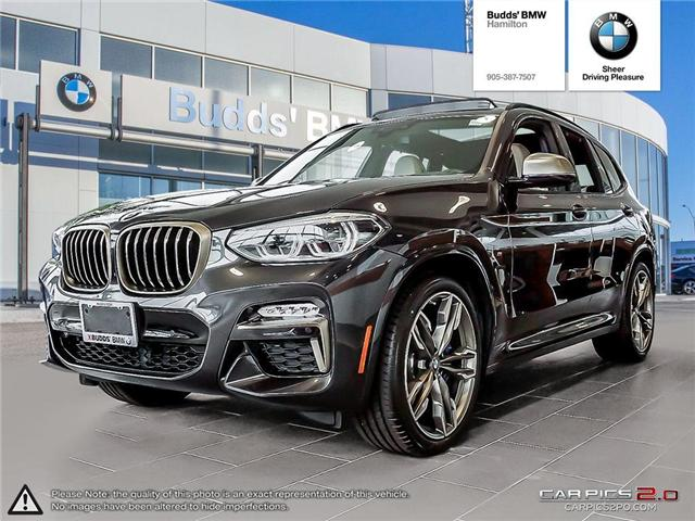 2018 BMW X3 M40i (Stk: T28057) in Hamilton - Image 1 of 23