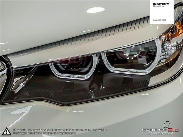 2018 BMW 540i xDrive (Stk: B28614) in Hamilton - Image 7 of 21