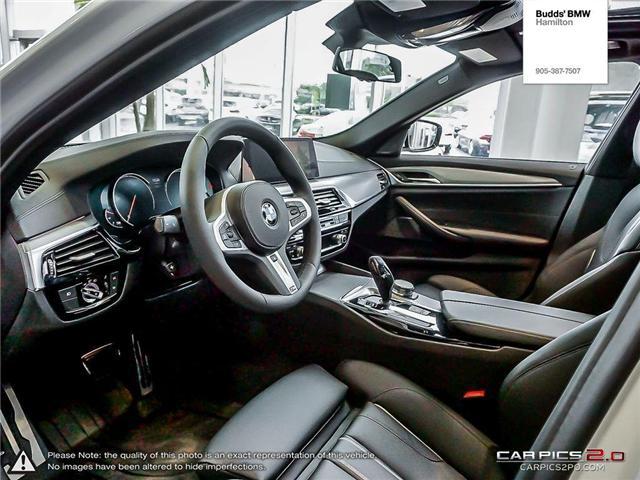 2018 BMW 540i xDrive (Stk: B28614) in Hamilton - Image 8 of 21